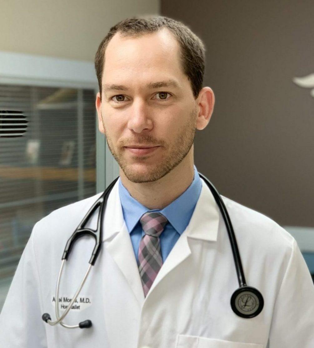 Dr. Ariel Moses